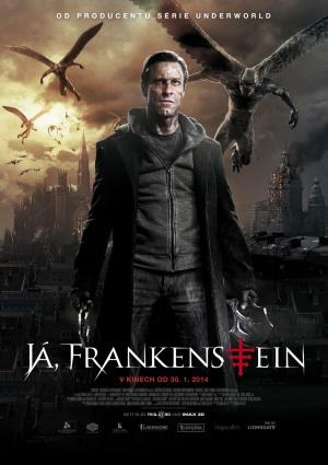 Frankenstein_CZposter