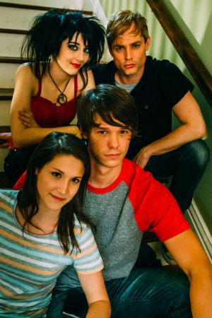 Morganville-cast